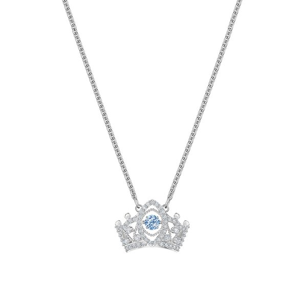 MINA BEAR 2019 Fall Winter Collection Beautiful Crown Women's Pendant Necklace 5501080 Spot Gift for Girlfriend