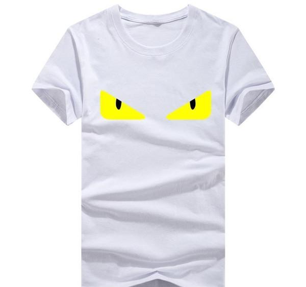 diseñador de moda de verano de alta calidad de la marca camiseta de los hombres bordados s de la calle de algodón lujo modelo ocio de manga corta de la camiseta, los hombres'