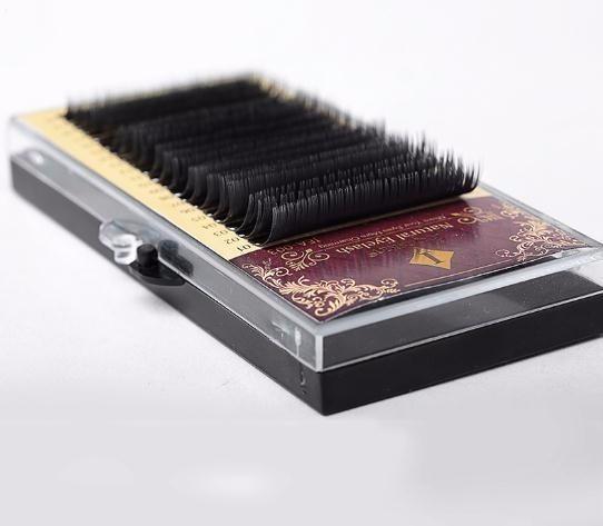 Size 7 To 15 Mm 20 Lines High Quality Synthetic Eyelash Single Natural Eyelashes Fake False Eye Lash Make Up