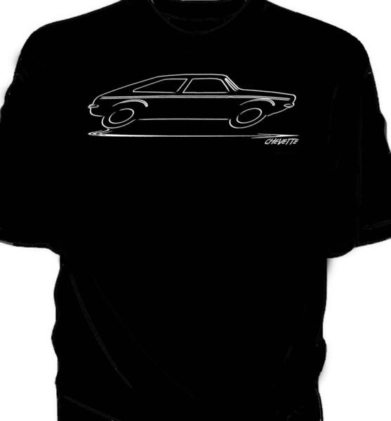 Оригинальный эскиз Vauxhall Chevette t-shirtFunny бесплатная доставка мужская повседневная футболка