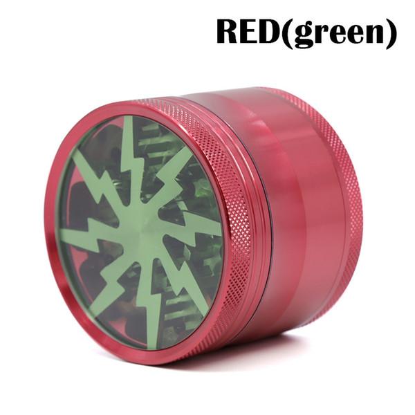 Kırmızı yeşil)