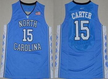 15 Vince Carter Azul