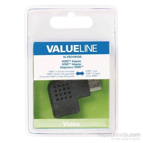 Левый угол HDMI адаптер Valueline Корабль из Турции HB-000160191