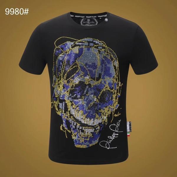 2019 verão novo homem de manga curta camiseta 2d194170186712033