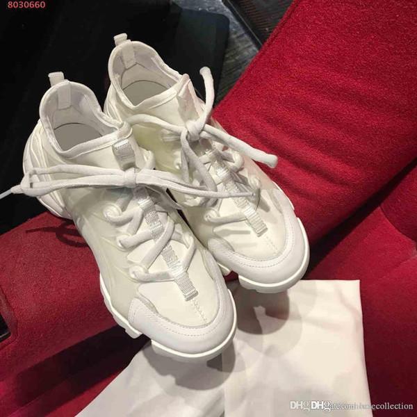 2019 yeni moda kadınlar düz rahat ayakkabılar moda ve sözleşmeli kişilik dolu Açık spor ayakkabı