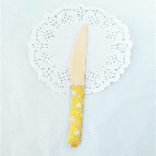 Gold Star Knife