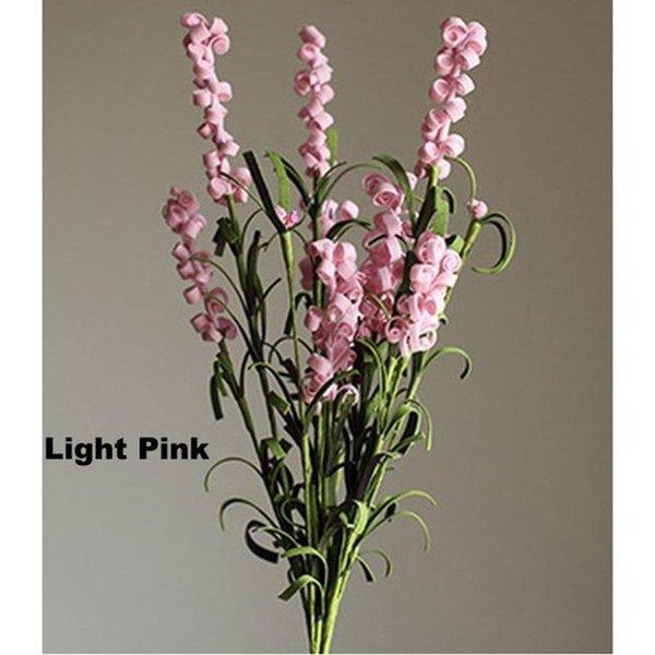 1 bunch light pink
