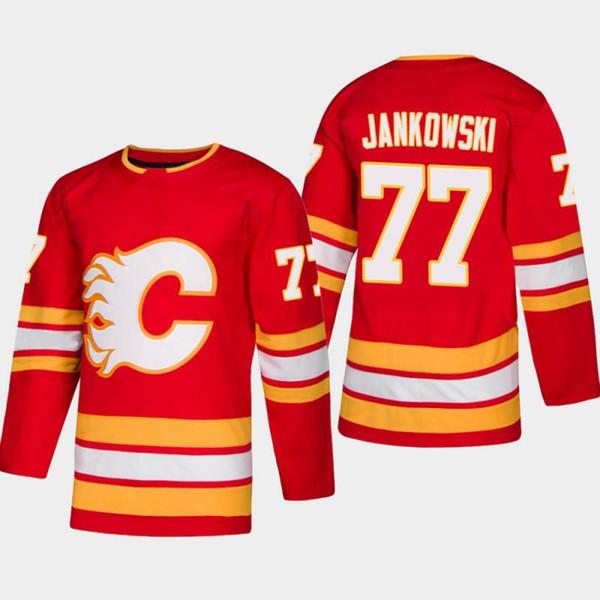 77 Mark Jankowski