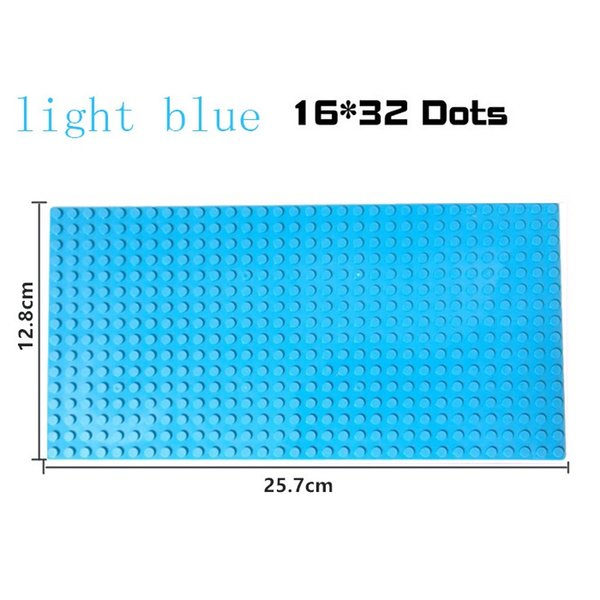 16X32 Light blue
