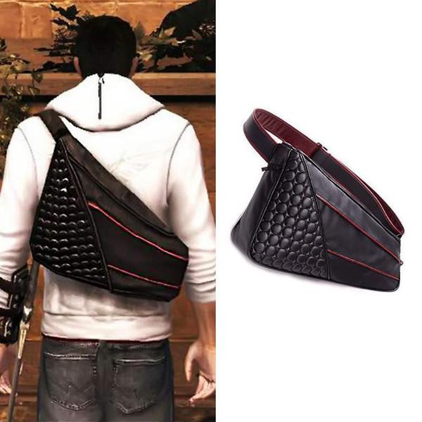 Acheter Assassin's Creed Origins Desmond Miles Cosplay Sac En PU De Haute Qualité Pour Homme De $30.46 Du Newlifehere2017 | DHgate.Com