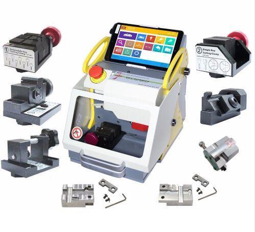 Best Full Automatic SEC-E9 Key Cutting Machine Auto Key Programmer For All Cars SEC-E9 Key Cutting Machine Silca Machine