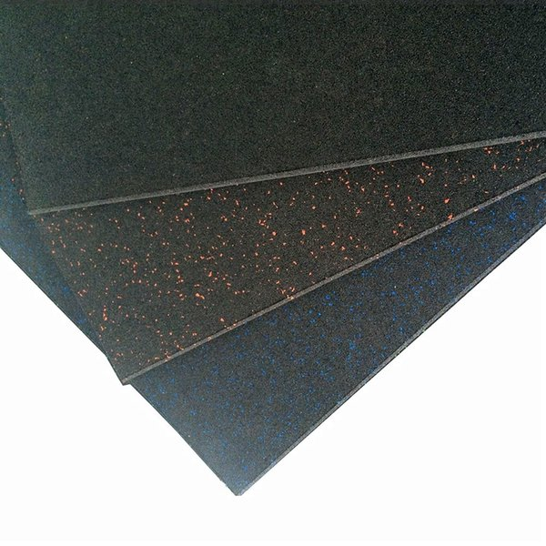 Soundlproof Carpet Underlayment Rubber Insulation Acoustical fire resistance sound insulation damping felt Soundlproof Carpet Underlayment Rubber Shock Damping Mat For Disco