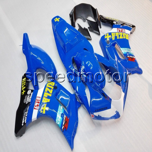 23colors+Gifts blue Motorcycle cowl for Suzuki SV650 SV 650 1000 S 03-11 motorcycle Fairings
