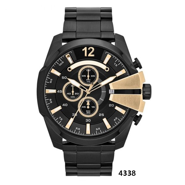 Multiple time zone oversize male watches 4282 4283 4308 4309 4318 4329 4338 4355 4328 + Original box + Wholesale and Retail + Free Ship