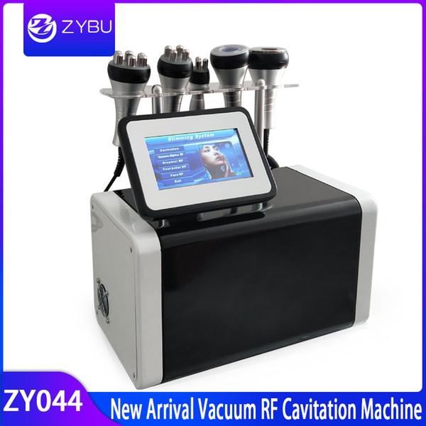 40k Fettabsaugung mit Ultraschall Kavitation Gewicht Verlust abnehmen Maschine Vakuum RF Hautpflege Radio Frequency Body Shape Salon Spa Equipment
