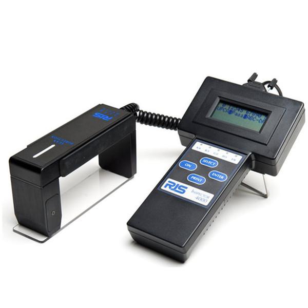 RJS D4000A D4000 Авто - Оптика обеспечивает ISO / ANSI Handheld 1D штрих-верификатор Inspector D4000 LCD хост с головкой Auto-оптического сканирования