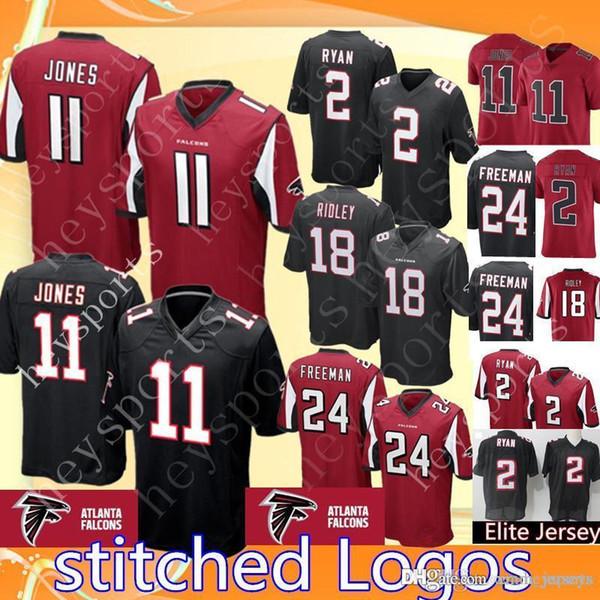 3c2054f2 2019 11 Julio Jones Atlanta Falcons Jersey Mens 2 Matt Ryan 18 Ridley 21  Deion Sanders 24 Devonta Freeman Football Jerseys From Xmm_jerseys, $26.62  | ...