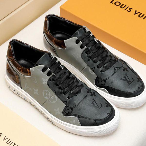 Nouvelle arrivée Chaussures Hommes Mode Beverly Hills Sneaker Chaussures Hommes Casual Luxe Chaussures Hommes Mode Chaussures pour hommes Drop Ship avec la boîte