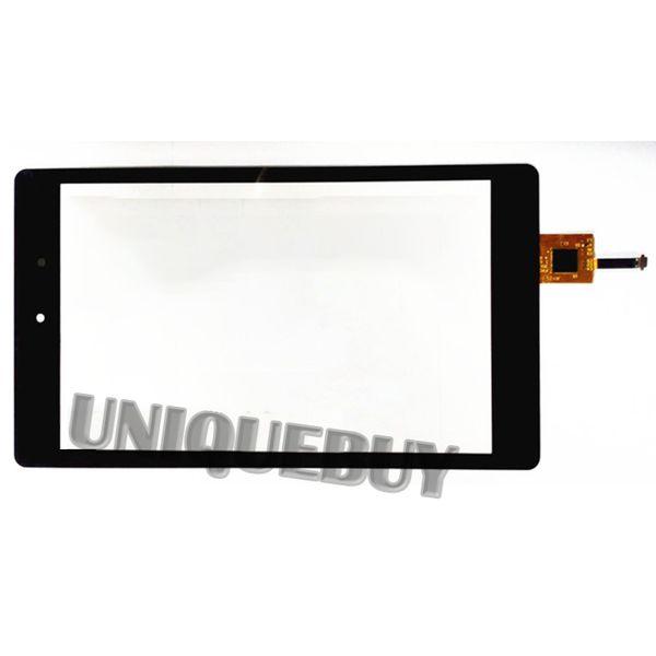 Écran tactile Pour FPC070-0601A Noir plat Tablet PC Digitizer Capacitive Panneau Capteur De Verre Outils De Remplacement