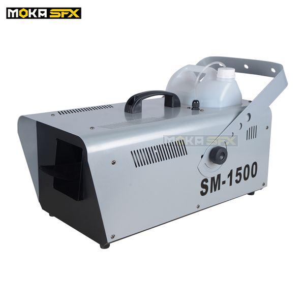 best selling 2pcs lot Moka MK-S02 1500w DMX512 Snow Machine Flake Stage Artificial Snow Machine Flake Effect Christmas DJ
