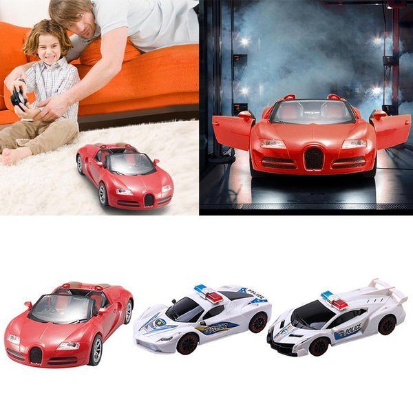 Electric Remote Control Car Sport Racing RC Toys Over 3 Years Old Hobby Model Vehicle Car 1:20 Scale for Kids