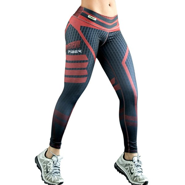 2017 New Fashion Plus Size Brand Sportes Leggings Women Summer Push Up Quick Dry Female Jeggings Calzas Deportivas Mujer Fitness Q190401