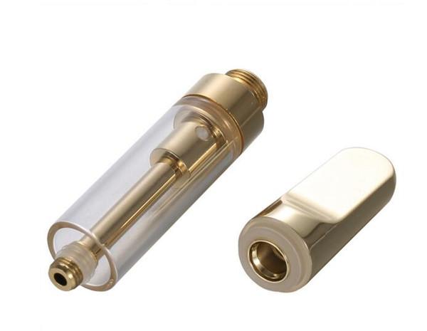vape pen bud сенсорный картридж золотой испаритель керамическая катушка картридж атомайзер 510 мини e сигареты испаритель керамический нагреватель бак