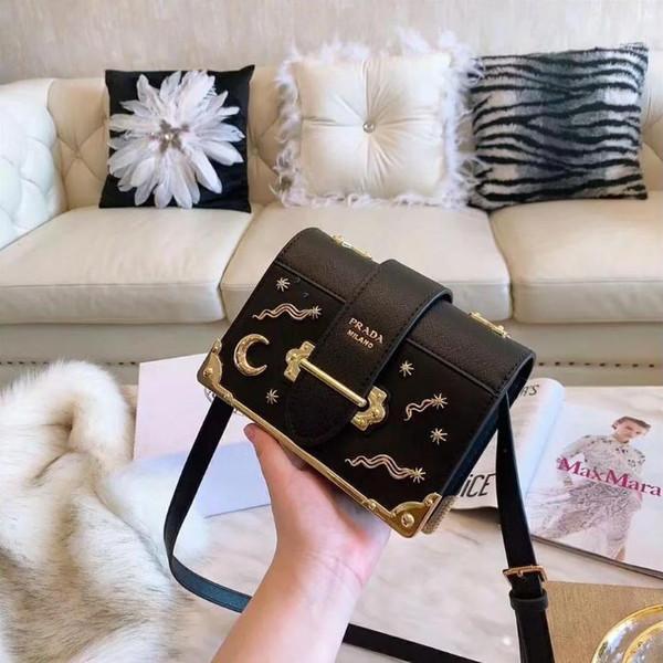 фабрика Оптовая Luxurys бренды сумки кошельки простой цепи мешок письмо украшения дамы дизайнеры плечо сумка B013