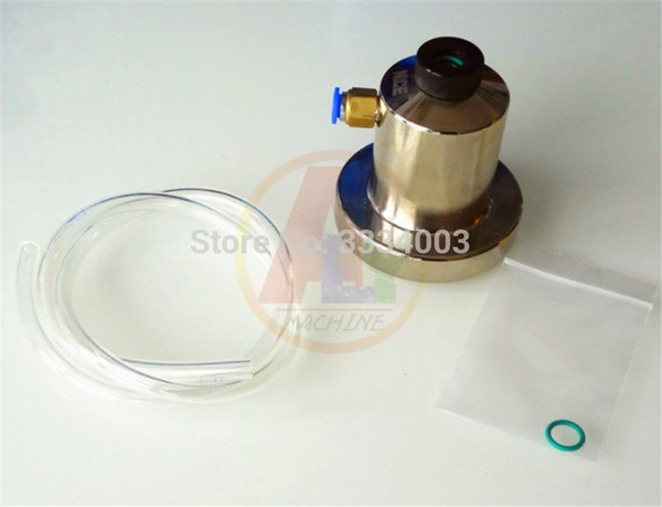 Common Rail Injector Valve Assembly Leaking Sealing Tester Seat Connector Interface Spare Parts, common rail injector repair