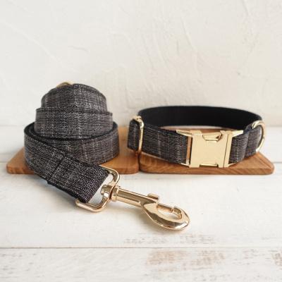 Dog Collar Guinzaglio Set