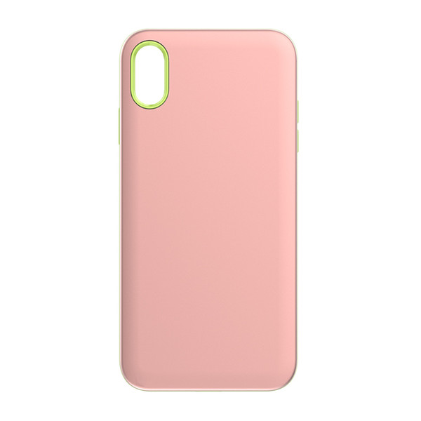 For Iphone 6 7 8 Plus X XR XS MAX Hard PC Soft TPU Bumper Corners Design Shockproof Protective Phone Case Cover