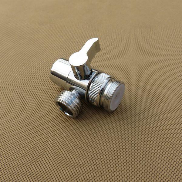 2020 Home Improvement 3 Way Kitchen Sink Faucet Splitter Valve Bathroom Faucet Arm Diverter Tee Adapter For Handheld Shower From Deniaiwo1314 10 42 Dhgate Com