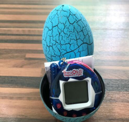 Blue Egg+Blue Transparent Machine