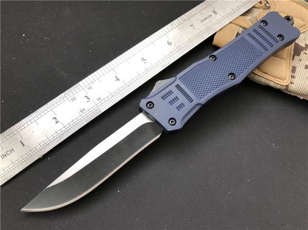Темно-синий A161 D / A Автоматический Тактический Нож Ravencrest 7 стилей лезвия Combat EDC Кемпинг Нож Выживания A162 Большой 616 Рождественский подарок P54Q