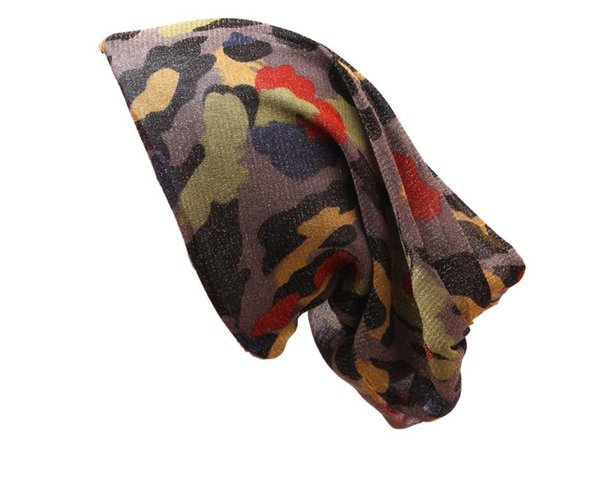 European and American new hip-hop leisure and relaxed male and female adult accessories headgear silk printed cotton Street Sports wind hat