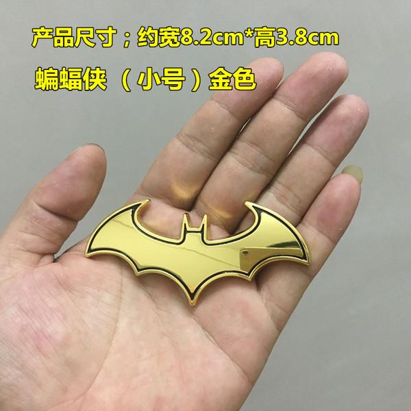 Piccolo pipistrello dorato