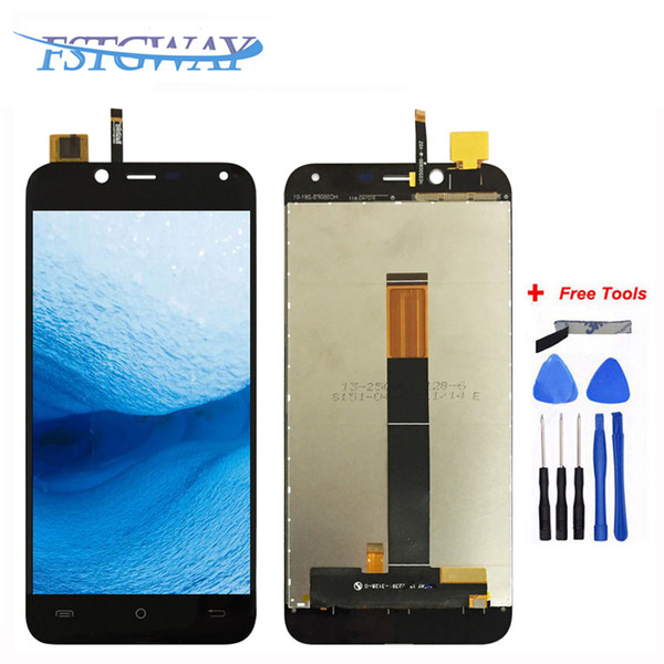 For 5 inch Cubot Magic LCD Display+Touch Screen 100% Tested Screen Digitizer Assembly Replacement+Free Tools