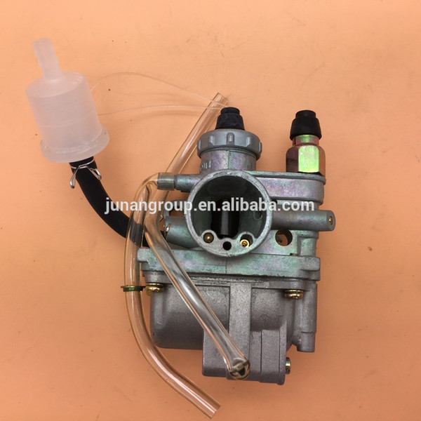 top popular PZ15 Carburetor For 50-90 CC Scooter Motorcycle TB50 TB60 D1E41QMB GEELY 50 QINGQI 50 Carb 2021