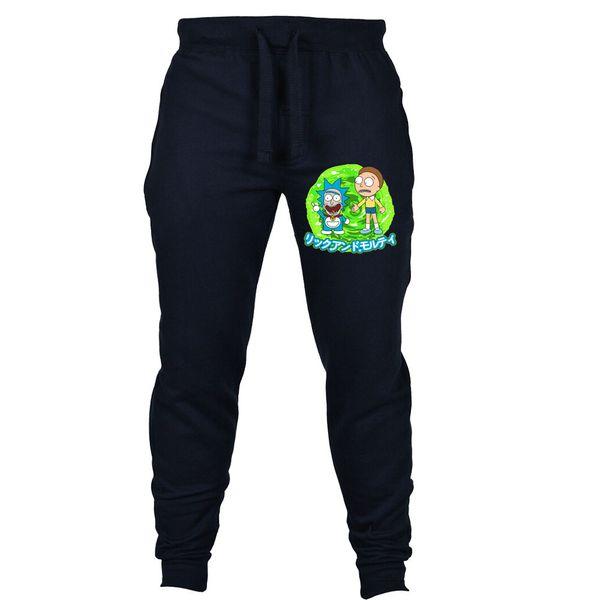 Japan anime Doraemon Print Pants Women Men's Pants Sweatpants Jogger Summer Casual