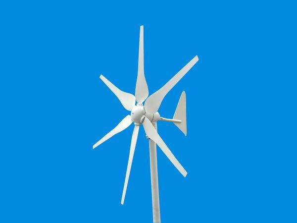 Blades Fast Shipping Max 500W Wind Generator 12V/24V Wind Turbine Energy  Generator Miniature Wind Turbines Home With Controller Diy Wind Turbine