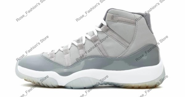 cool gris 11s