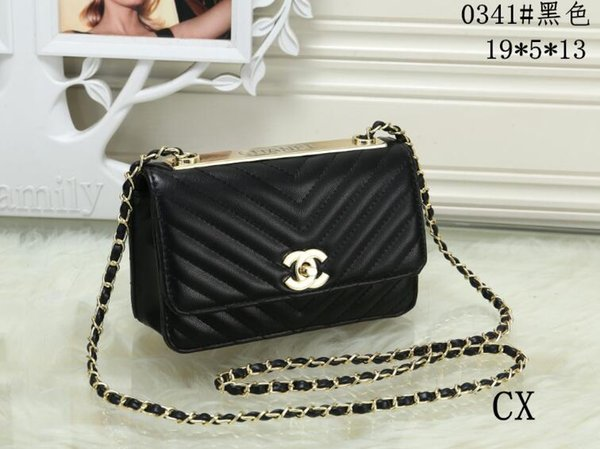f707c9456 CHANEL Luxurys brand Handbags Handbags Wallet Famous Brands handbag women  bags Crossbody bag Fashion Vintage leather