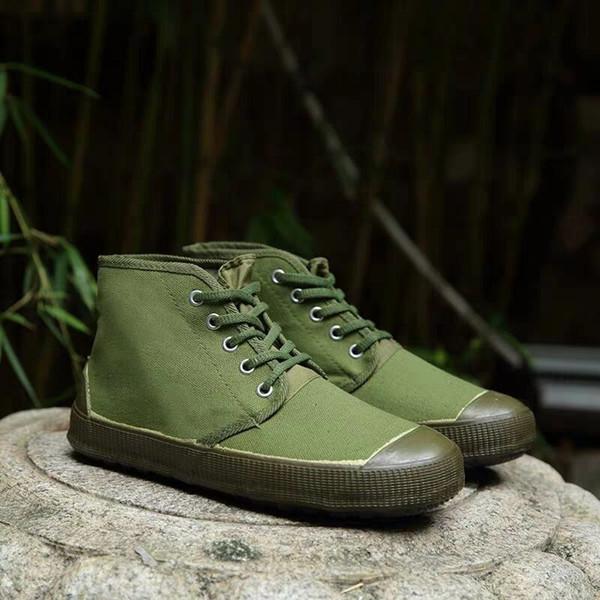 2Fashion neue Befreiung Schuhe Designer Trainingsschuhe Arbeitsplatz Arbeits-Segeltuchschuhe schlüpfen tragen L22