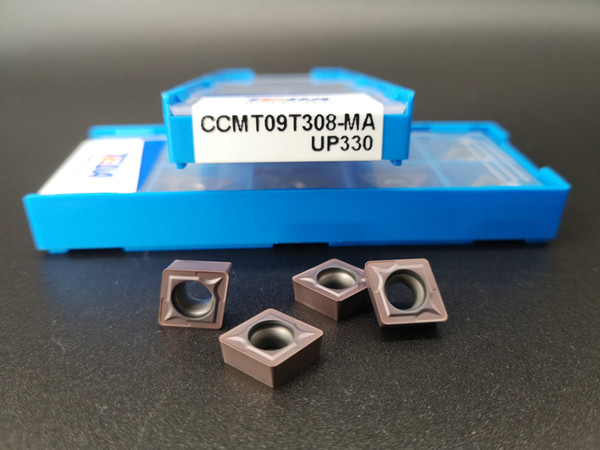 Mold processing cutting tools Tungsten carbide Turning insert CCMT09T308-MA steel,mild steel and alloy steel,cutting blades