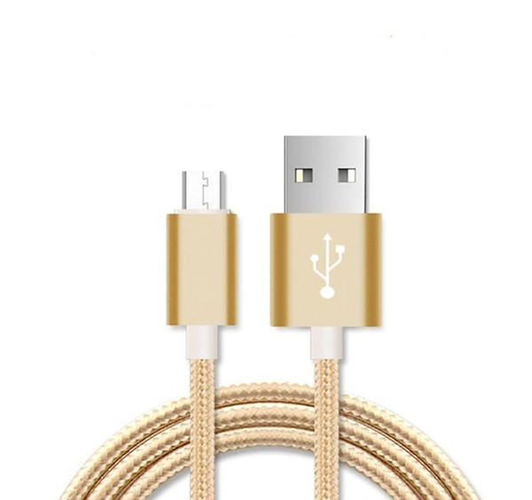 High Quality Fast Charging Type C To USB Cable 1.0 Meter 3Feet For Samsung Note 8 S8 S8Plus