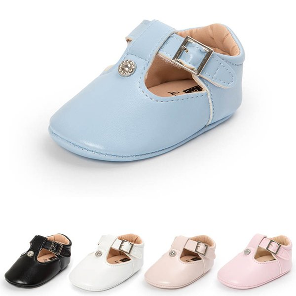 baby shoes princess baby girl shoes leather toddler shoes Moccasins Soft Baby First Walker Shoe Infant Shoe Newborn Shoe A4024