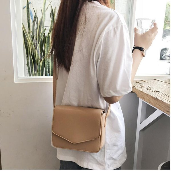 Fashion Womens Small Handbag Flat Casual Shoulder Messenger Cross Body Small Bag Female Handbag Cute S-59952F