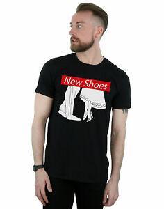 Marca Princesa Men 039 s Cinderela Sapatos Novos T Shirt