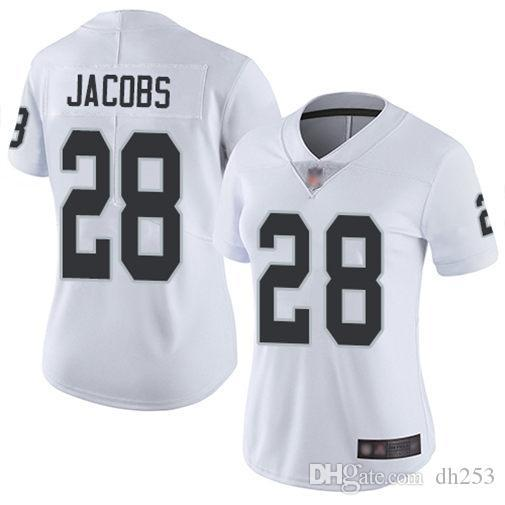 Mens Youth Josh Jacobs Derek Carr Bo Jackson Darren Waller Jersey stitched Gold Olive Salute to Service Custom Soccer football jerseys 4xl