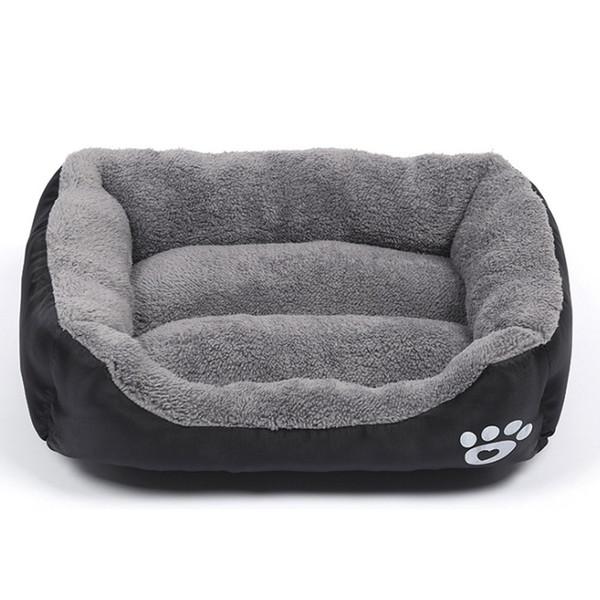 Comfortable Pet Dog Bed Sleep Warm Teddy Cat Puppy Sofa House Mat Fall Winter Warm Kennel Drop shipping